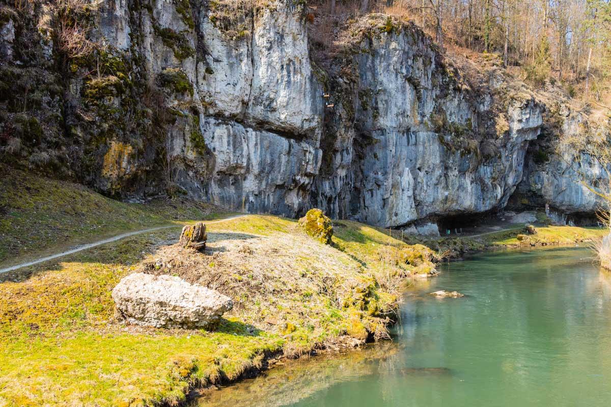 Pegnitz im Frankenjura - Frankenweg
