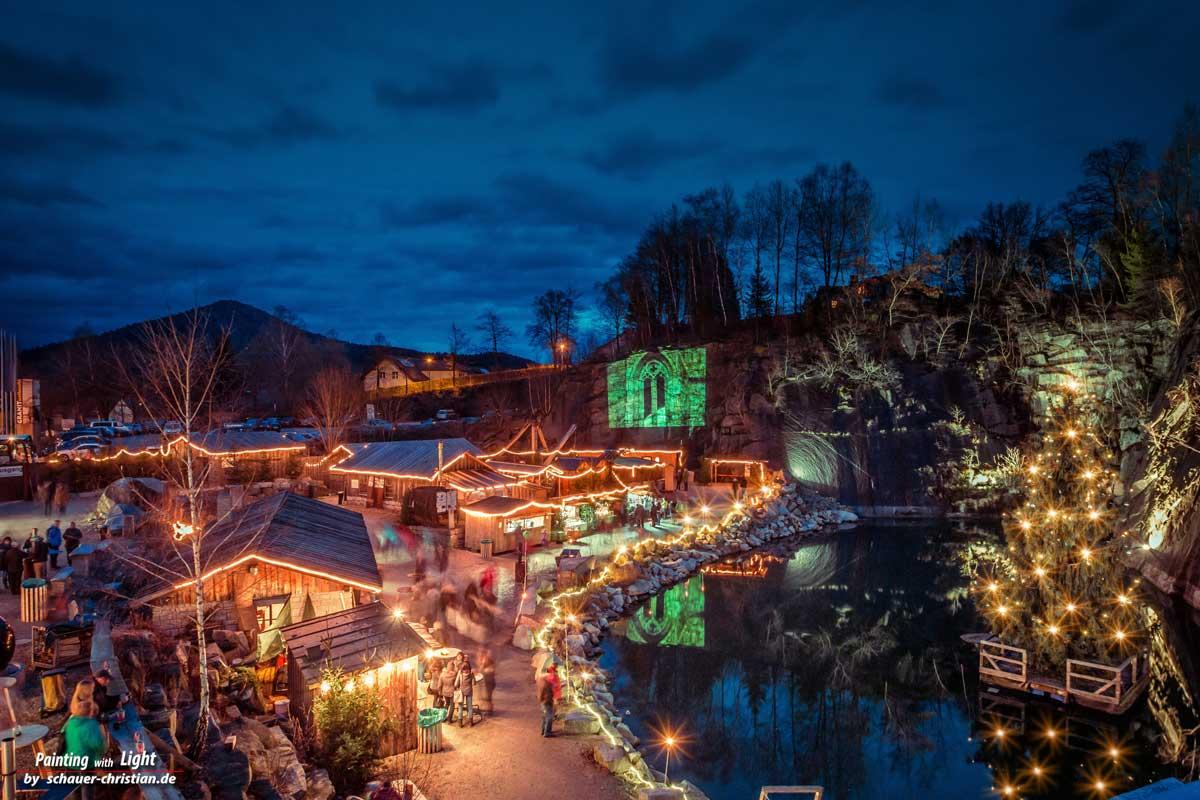 Granitweihnacht Hauzenberg - besondere Weihnachtsmärkte