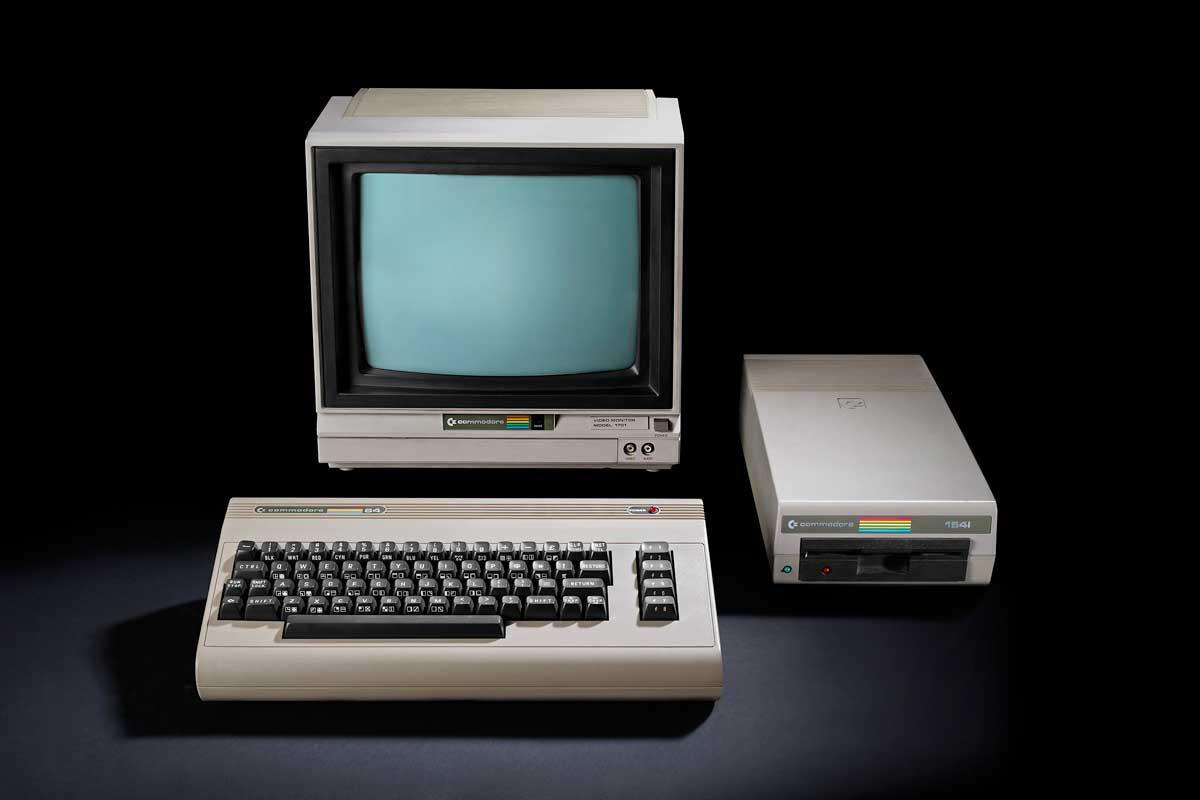 Commodore 64 © Jan Braun/Heinz Nixdorf MuseumsForum