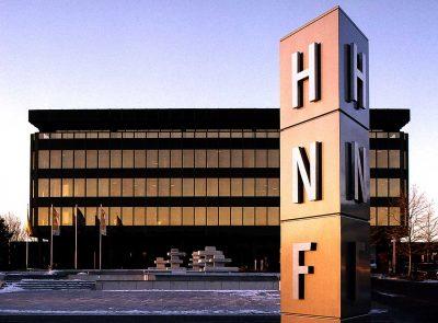 HNF Außenansicht © Jan Braun/Heinz Nixdorf MuseumsForum