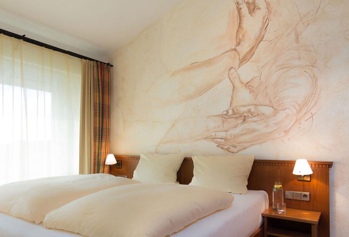 Herzklopfen im Hotel Wirthshof am Bodensee