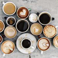 Kaffee und Cappuccino - Kaffeespezialitäten