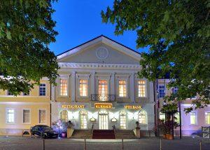 Nervenkitzel im Kurpark-Hotel Bad Dürkheim