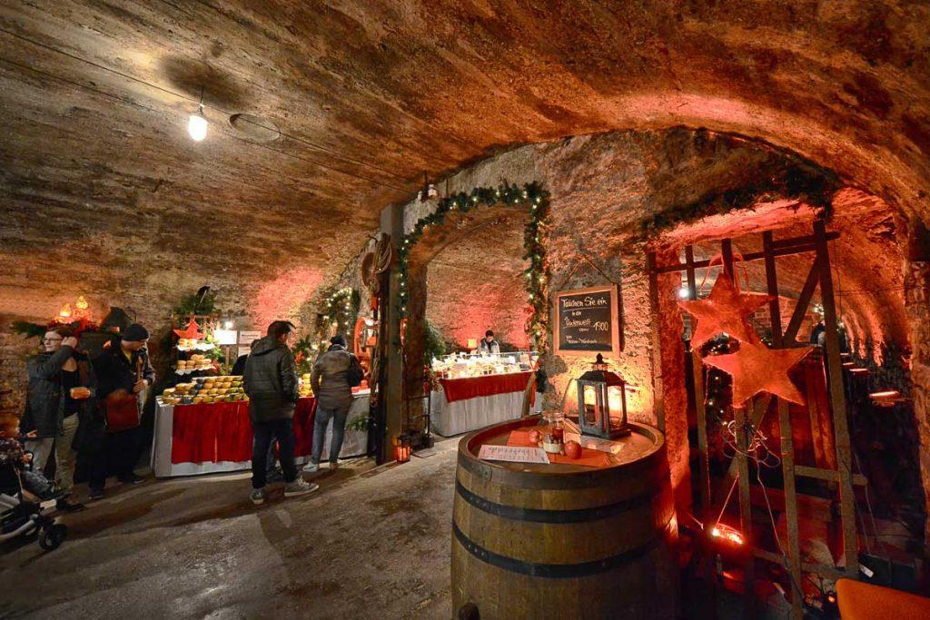 Mosel-Wein-Nachts-Markt - besondere Weihnachtsmärkte Traben-Trarbach