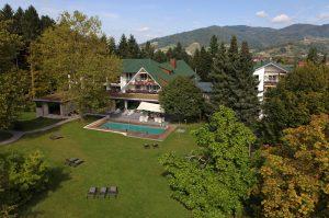 Waldhotel Grüner Baum Oberkirch | Genießen Sie in Ihrem Urlaub die unmittelbare Nähe des Schwarzwalds