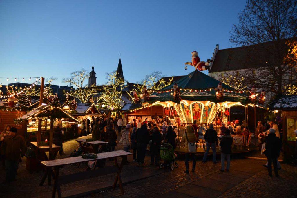 Christkindlmarkt Ingolstadt - besondere Weihnachtsmärkte