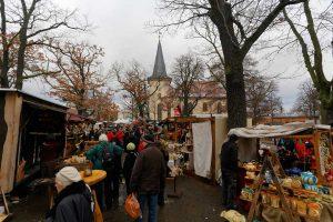 Böhmischer Weihnachtsmarkt auf dem Weihnachtsmarkt Potsdam