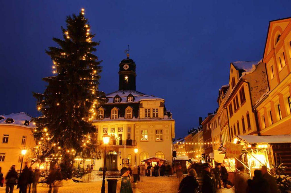 Weihnachtsmarkt Schwarzenberg - besondere Weihnachtsmärkte