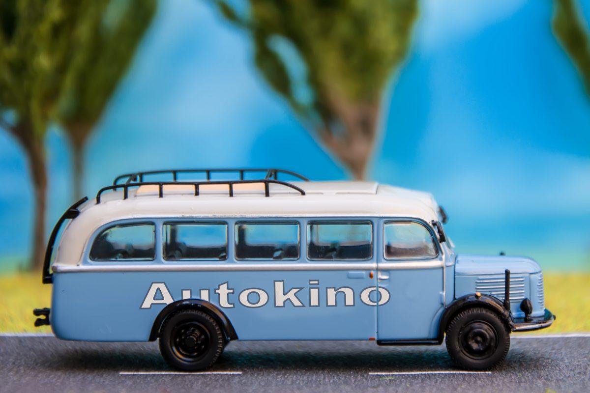 Das Revival des Auto-Freiluftkinos - ein positiver Nebeneffekt