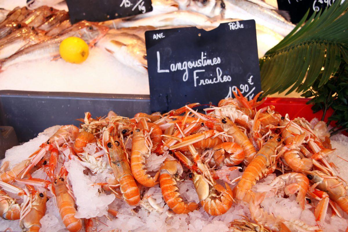frische langostinos fischparty bremerhaven
