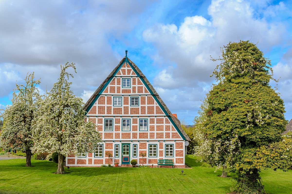 Fachwerkhaus Leeswig, Altes Land - Genuss- und Reisetipps