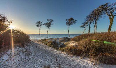 Strand an der Ostsee - Genuss- und Reisetipps