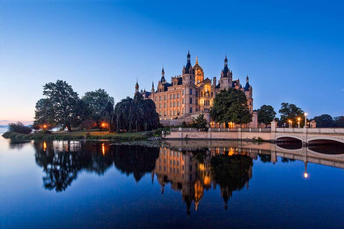 Schloss Schwerin - Genuss- und Reisetipps