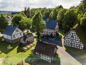 Landschaftsmuseum Westerwald in Hachenburg - Westerwald-Steig