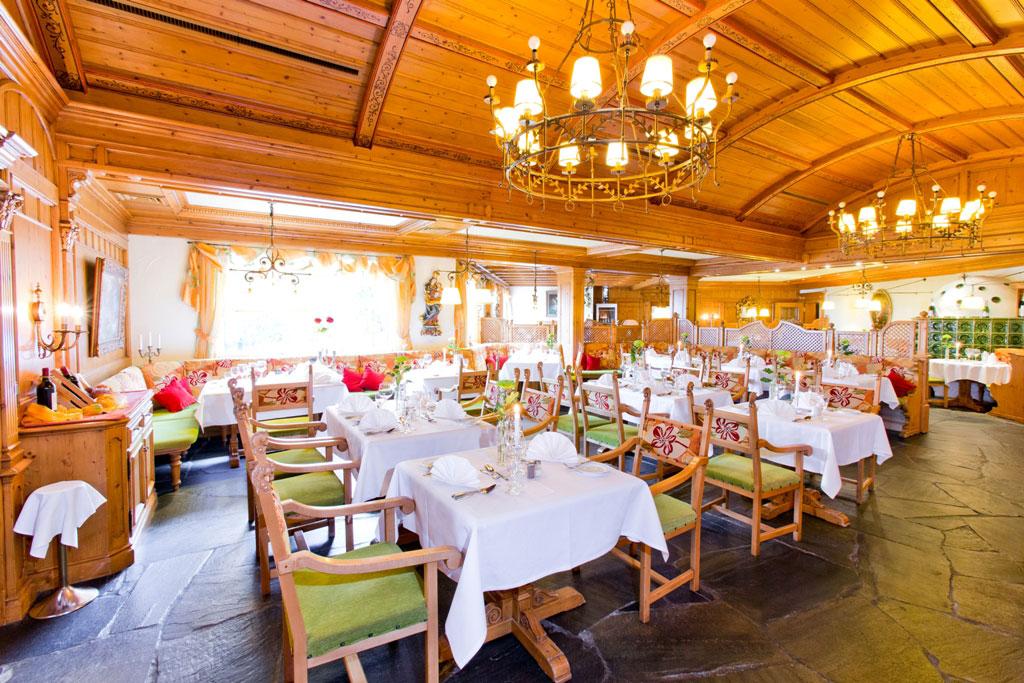 Hotel Reiterhof Bellevue Spa und Resort_Restaurant