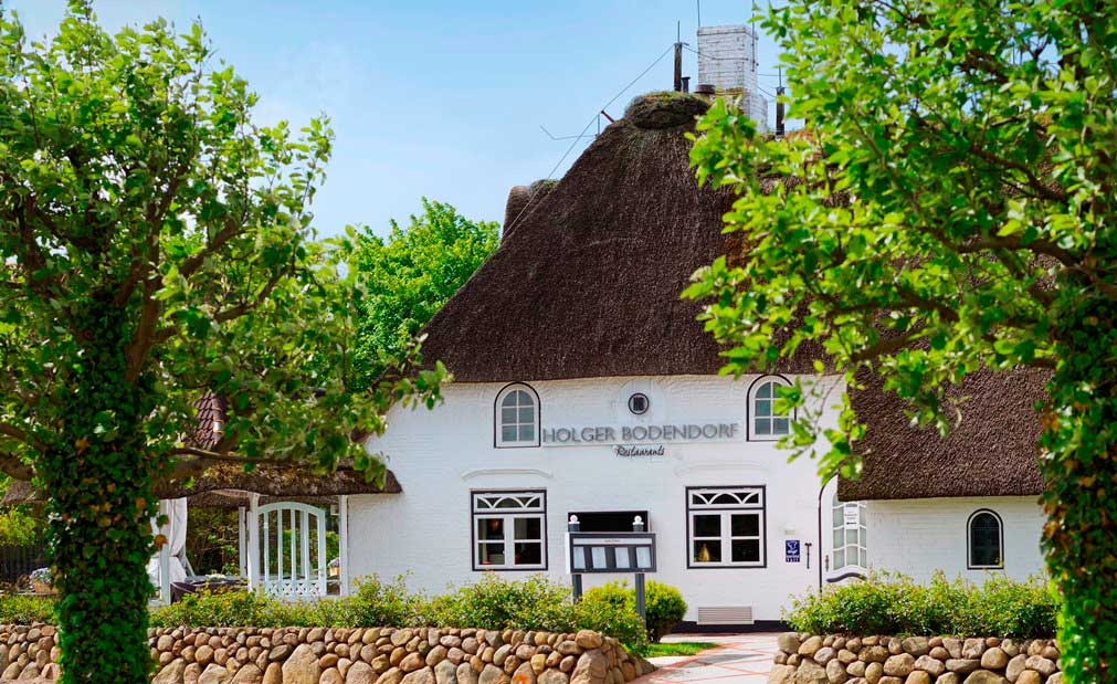 Restaurant Bodendorf's, Sylt
