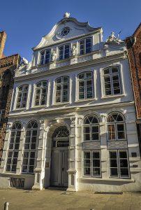 Buddenbrookhaus Fassade Museum