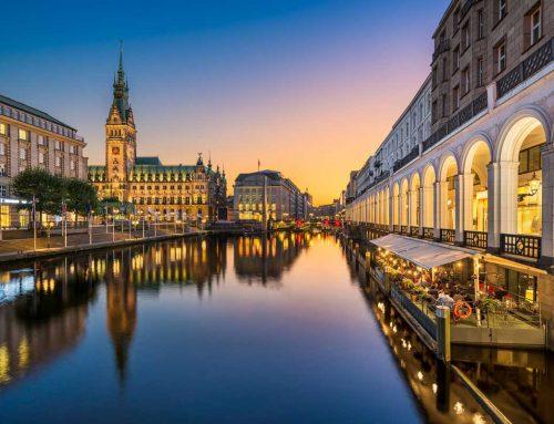 Hamburg – zwischen Elbe und Nordsee