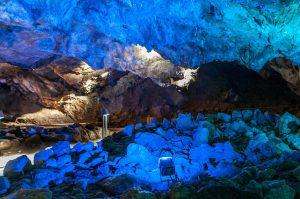 Impression Südsee - Der Iberg war einst ein Korallenriff - HöhlenErlebnisZentrum