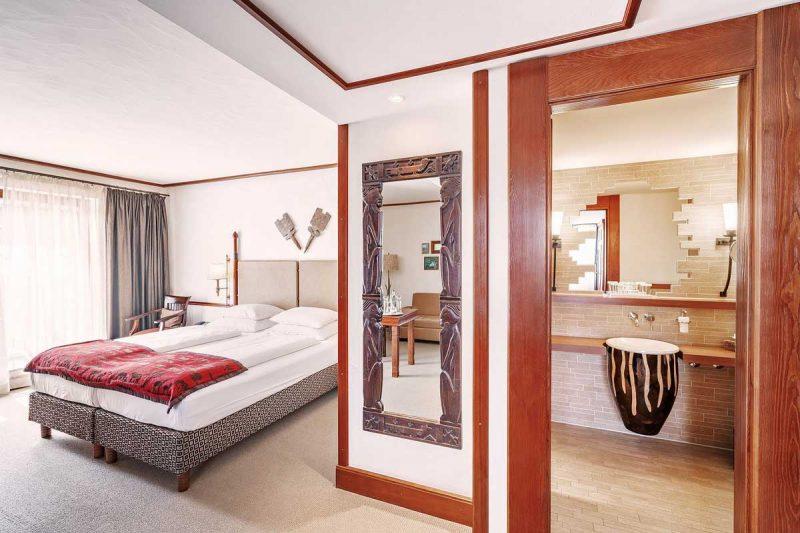 Zimmeransicht - Themenhotels zum Staunen