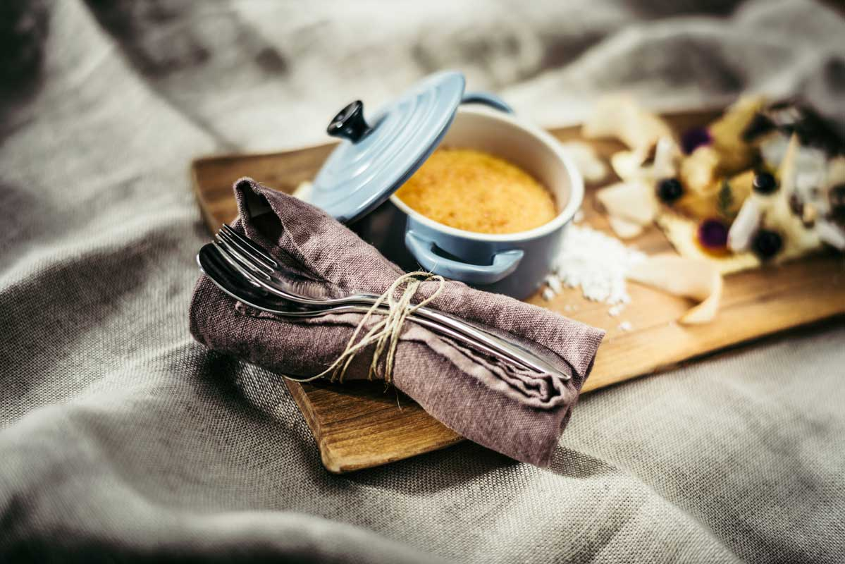 Simon Schlachter, Foodbild
