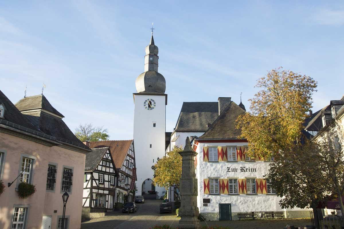 Arnsberg im Sauerland - RuhrtalRadweg