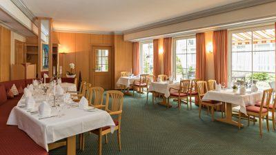 Schwarzwaldhotel Gengenbach Restaurant_H211788