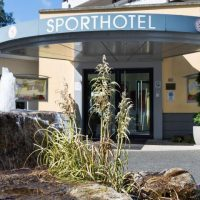 Sporthotel Gruenberg Eingangsbereich_H15205