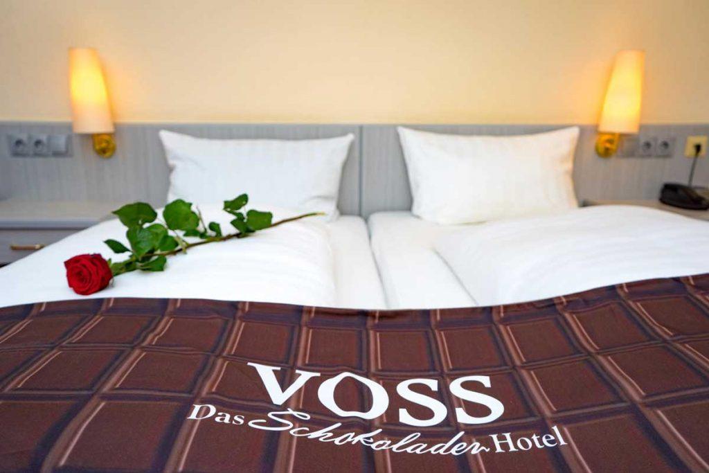 Schokoladenhotel Voss - Themenhotels zum Staunen