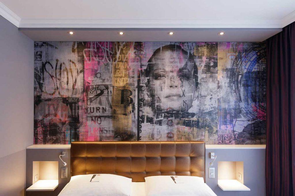 Zimmer im Wilhelmshof Wien - Themenhotels zum Staunen