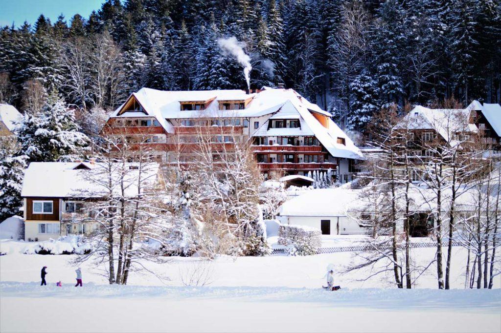 Winterzauber - Die schönsten Ferienhotels im Schwarzwald