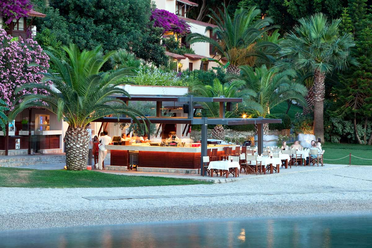 Beach Bar - Cocktailtrends 2019