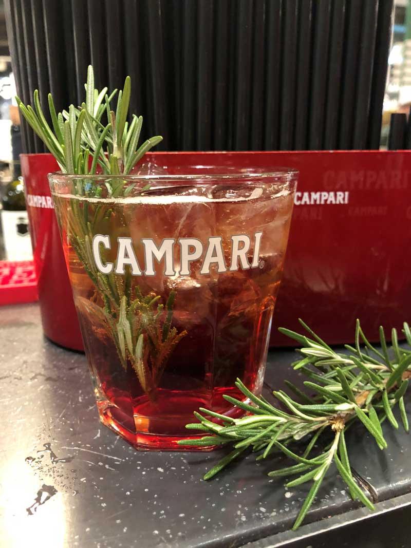 Amerino Cocktail - Cocktailtrends 2019