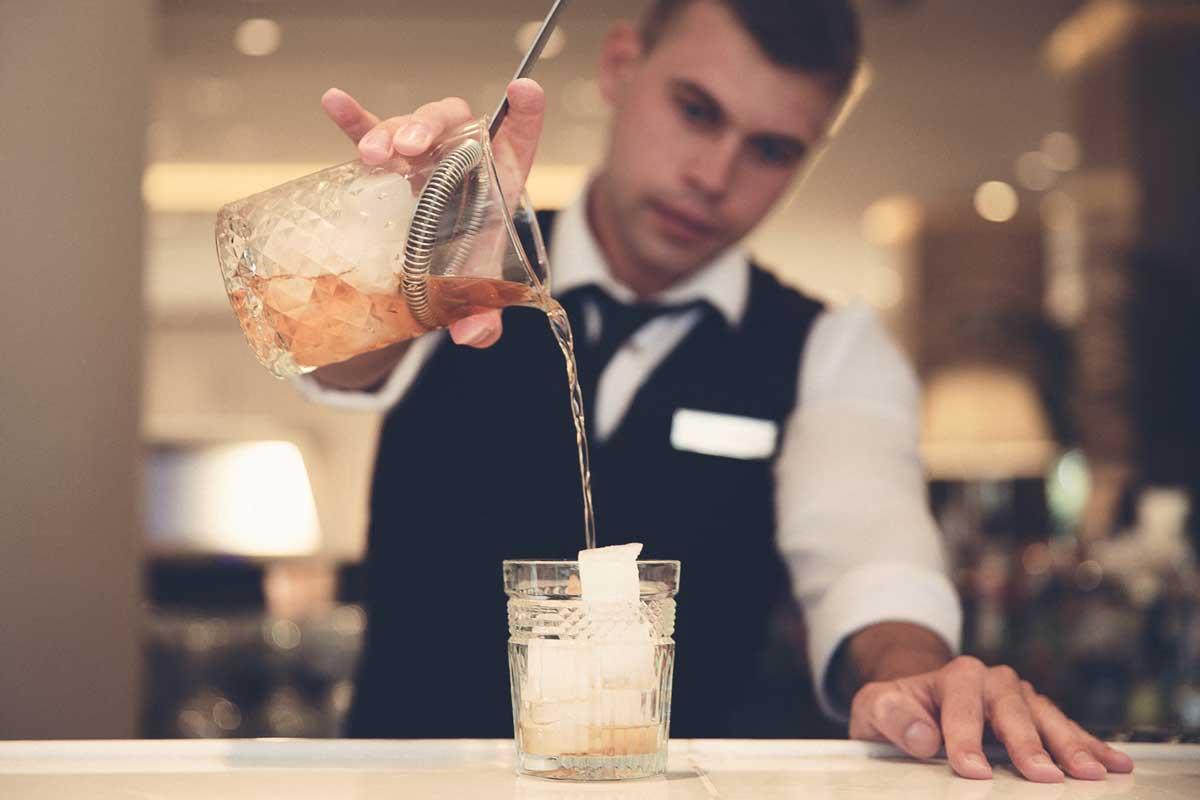 Barkeeper - Cocktailtrends 2019