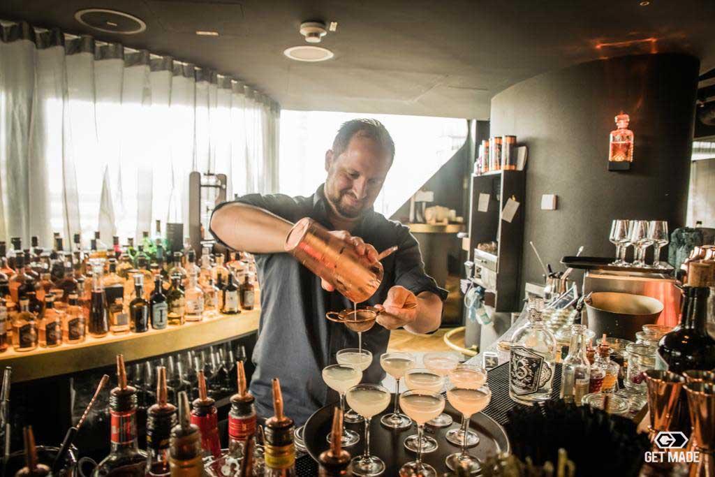 Wolfram Bar, Marcus Wolff - Cocktailtrends 2019