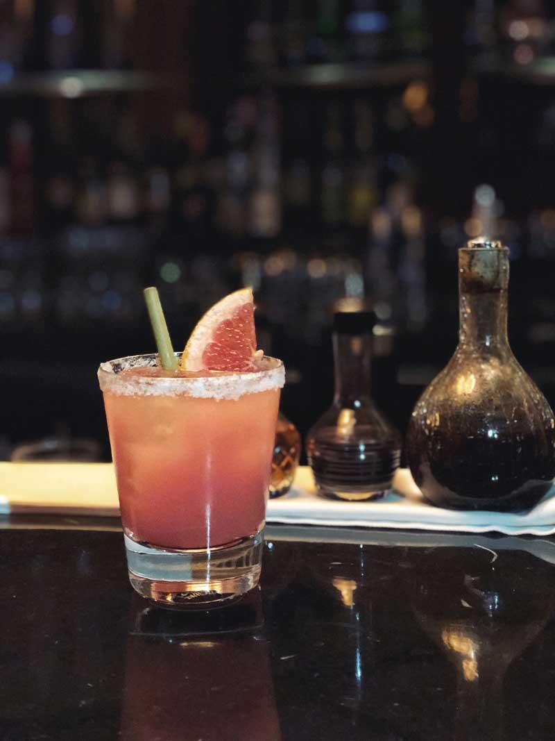 Cocktail Jardin de La Mamounia - Cocktailtrends 2019