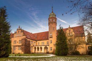 Schloss Ulenburg - Else-Werre-Radweg