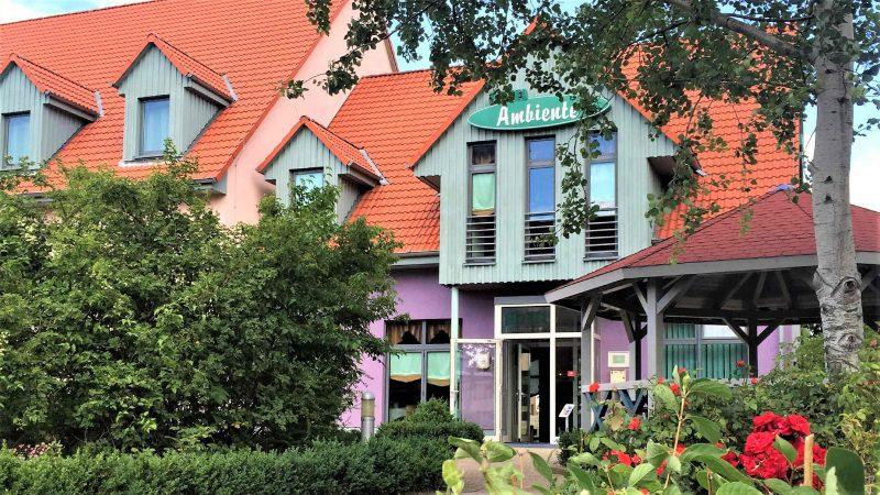 Hotel Ambiente Eingang