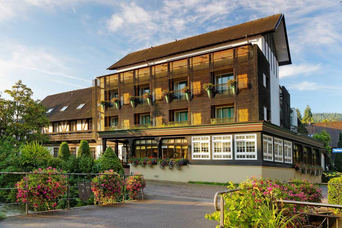 Hotel & Restaurant Hirschen, Glottertal