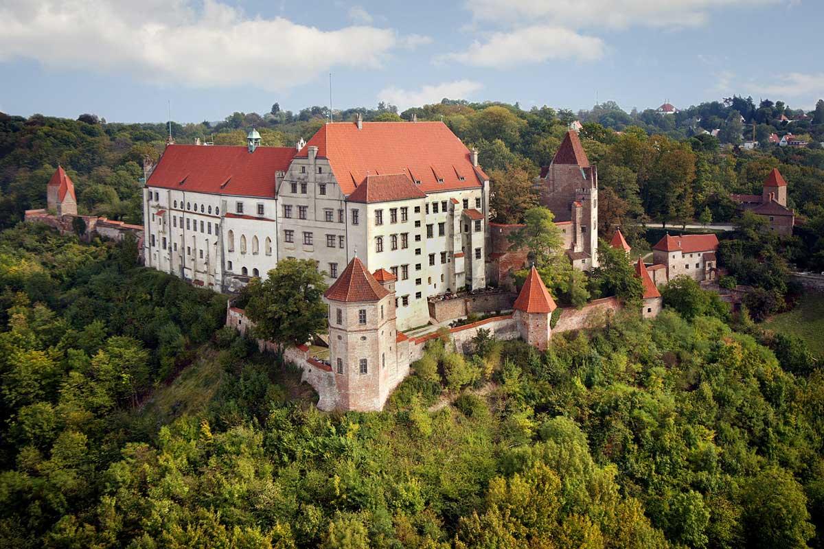 Burg Trausnitz Landshut - Niederbayerntour
