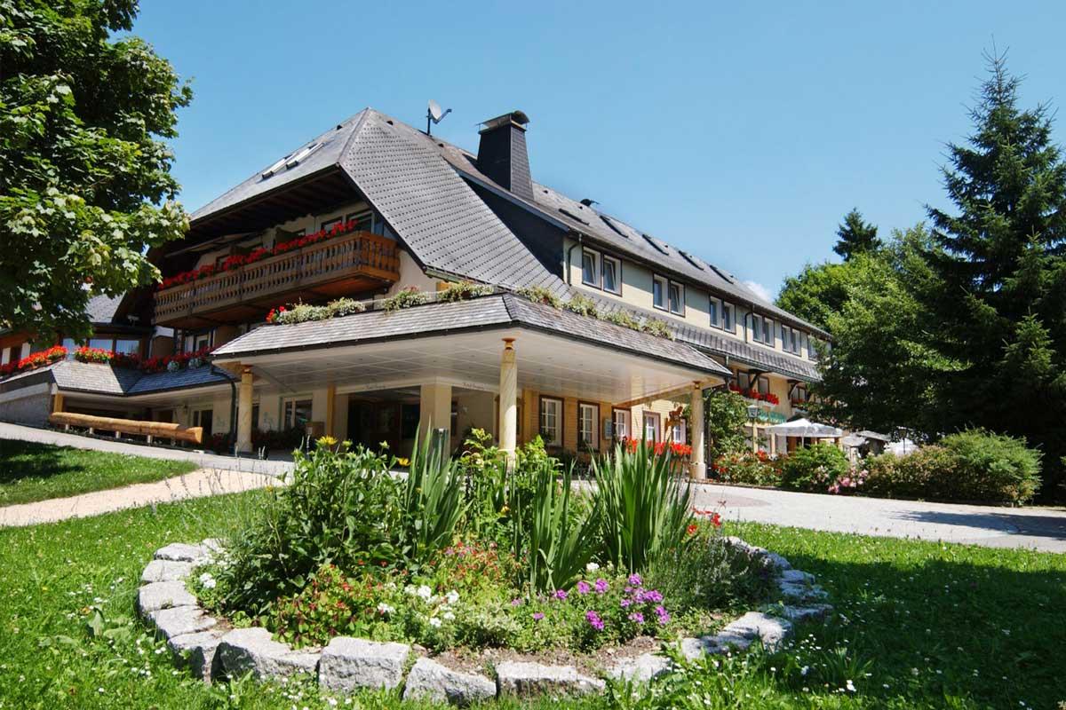 Hotel Schwarzwaldgasthof Rößle, Todtmoos