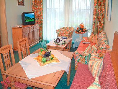Seehotel zur Hopfenkönigin Zimmer