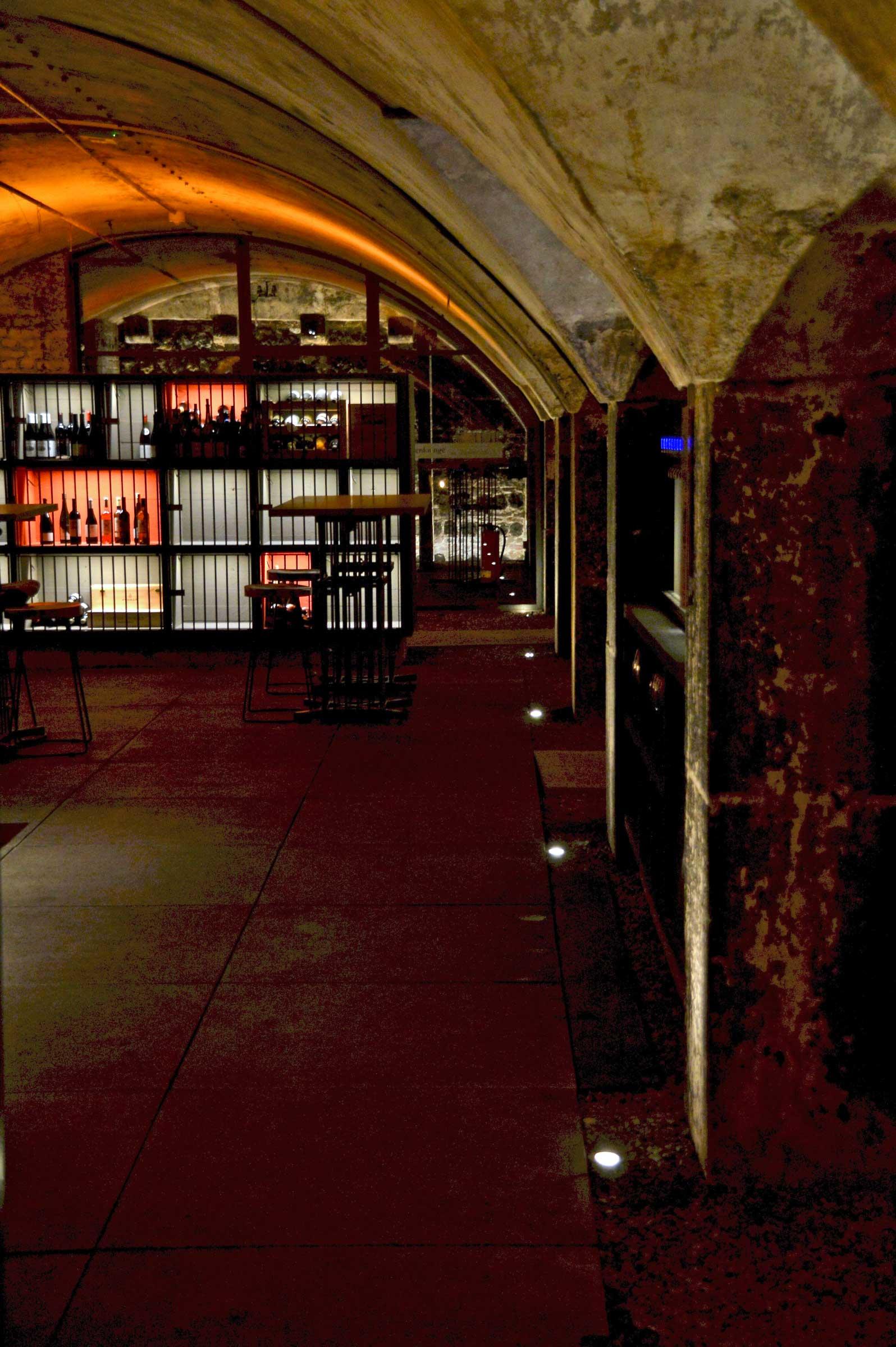 Winebank Köln Ambiente