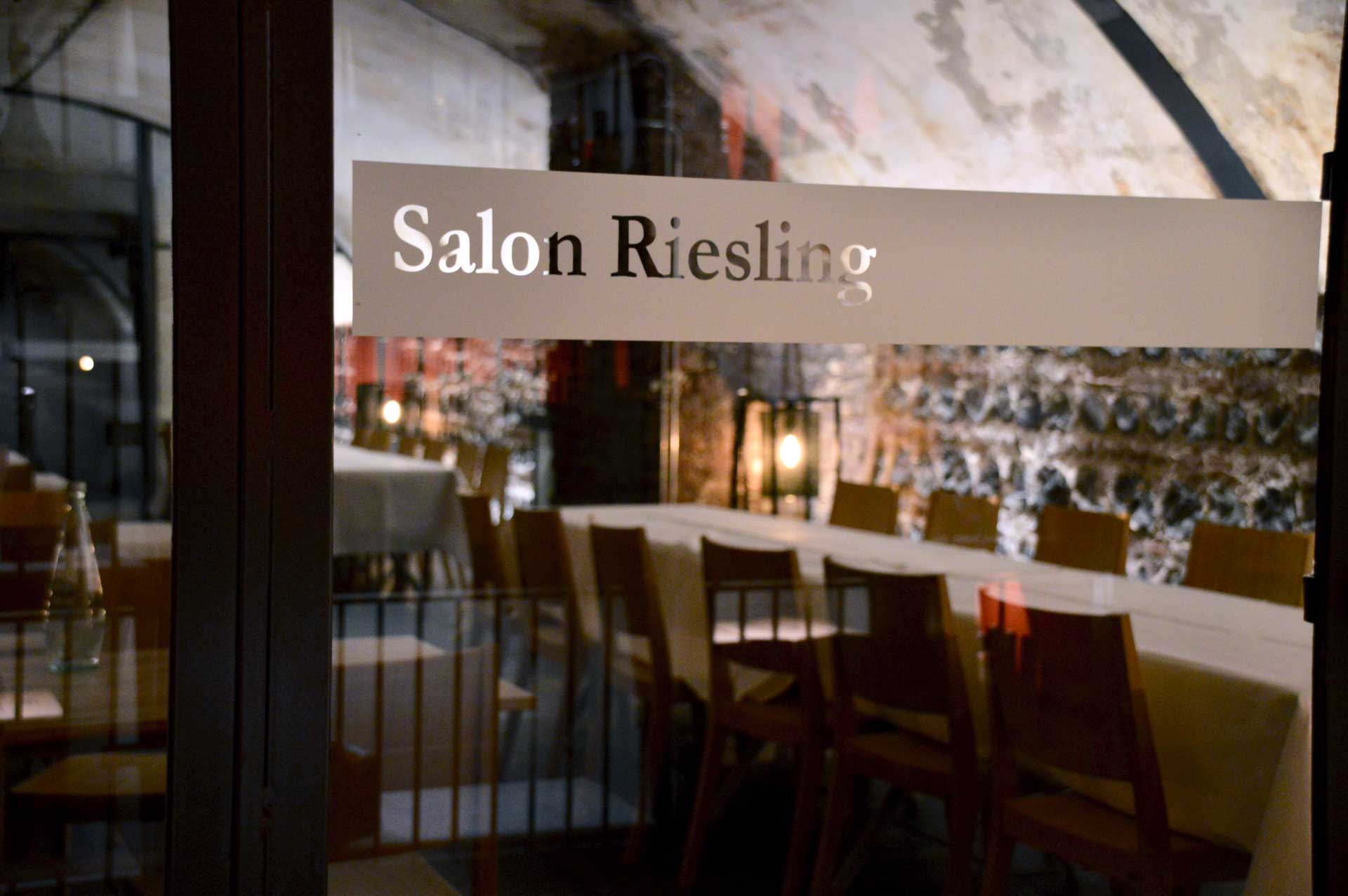 Salon Riesling - Winebank Köln