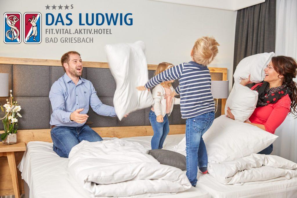 Kinder willkommen - 16 empfehlenswerte Familienhotels in Deutschland