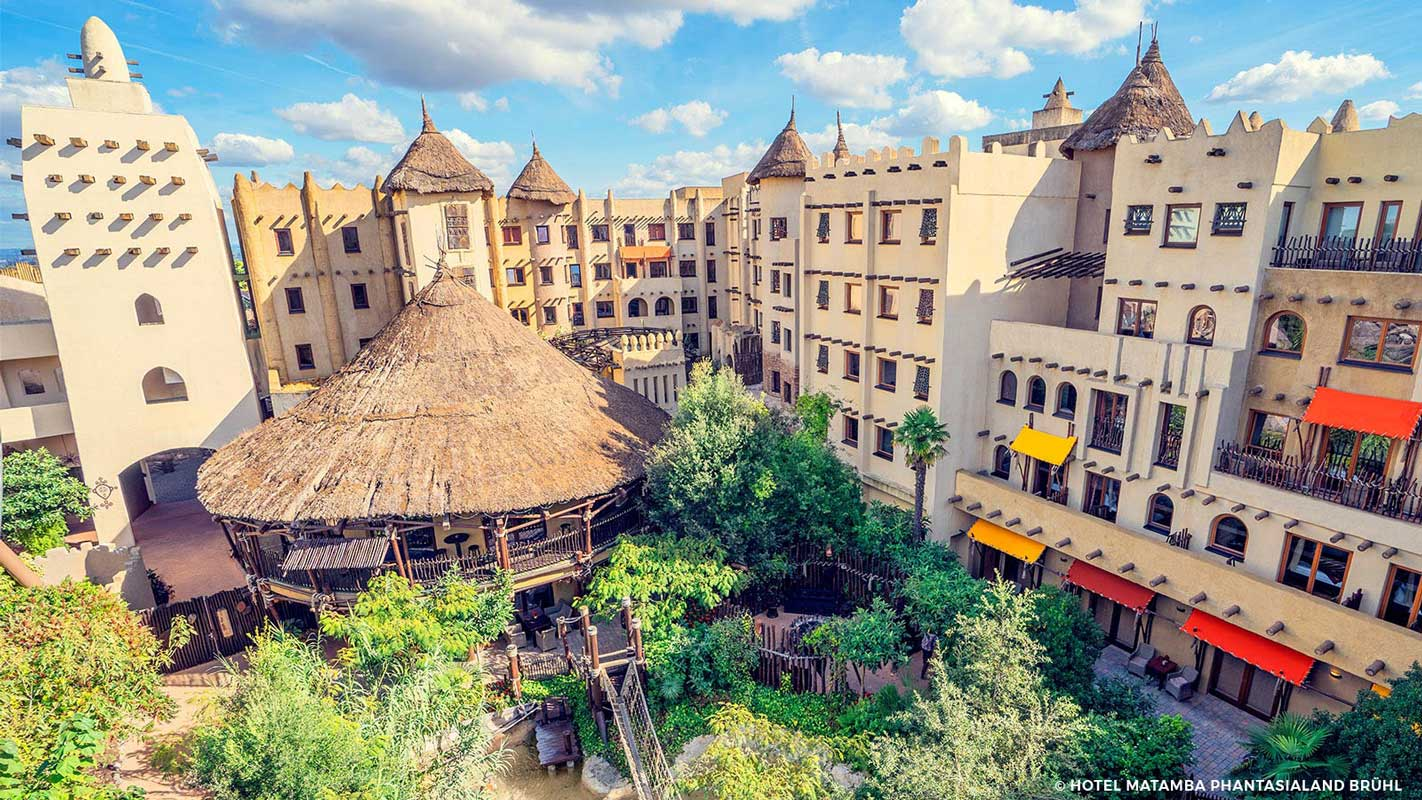 Hotel Village MATAMBA, Brühl