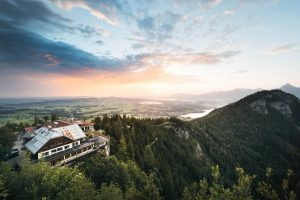 Royal Monday im Burghotel Falkenstein