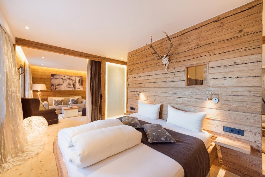 Das Burghotel Falkenstein-Zimmer