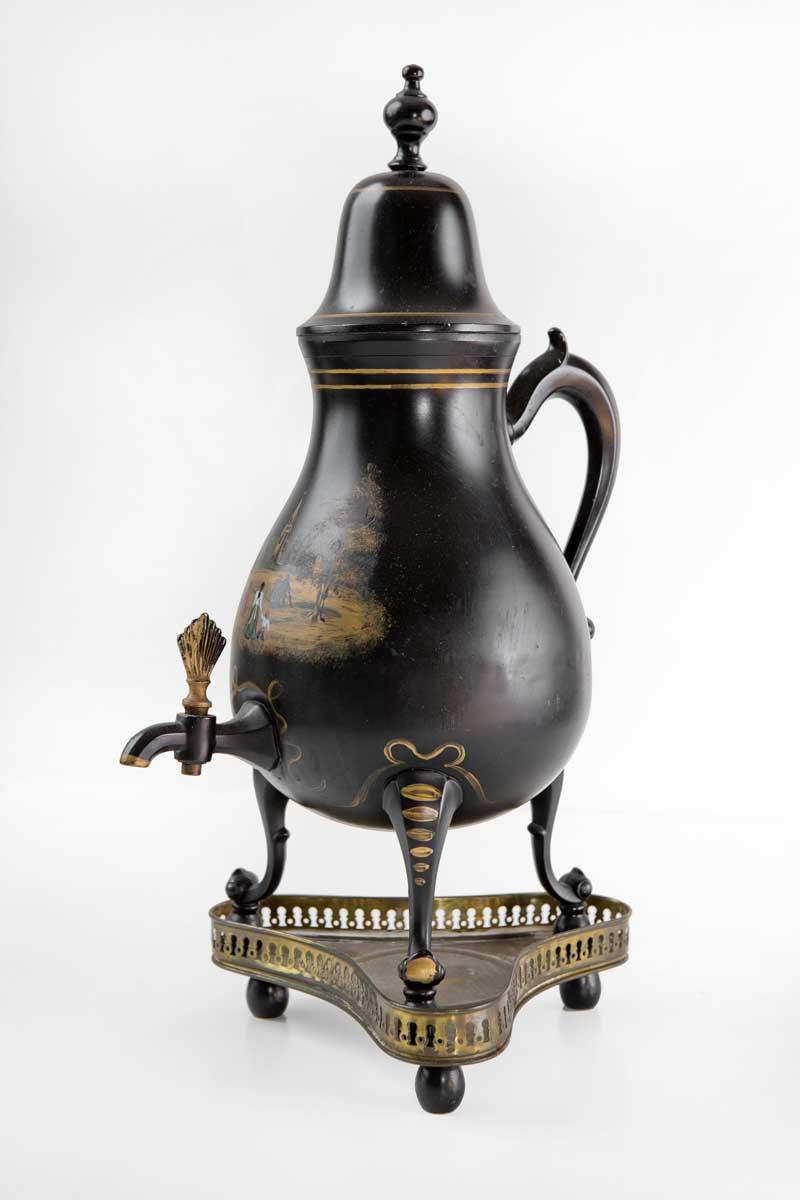 droeppelminna antike kaffeekanne