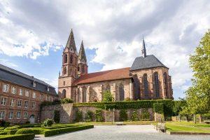 Heilbad Heiligenstadt, St. Marien-Kirche - Eichsfeldwanderweg